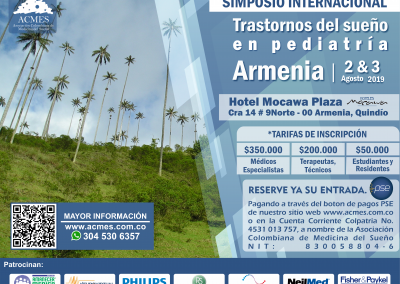 SIMPOSIO ARMENIA 2019